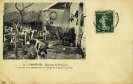 60 COMPIEGNE EQUIPAGE DU FRANCPORT / A 526 - Compiegne