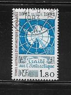 T.A.A.F.  ( TA8 - 28 )   1980  N° YVERT ET TELLIER  N° 91 - Tierras Australes Y Antárticas Francesas (TAAF)