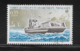 T.A.A.F.  ( TA8 - 31 )   1982  N° YVERT ET TELLIER  N° 95 - Tierras Australes Y Antárticas Francesas (TAAF)