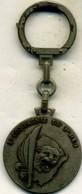 Porte-clé,du 3é Rgt étranger D Infanterie,3é CIE De La Légion étrangère___FIA - Insignes & Rubans