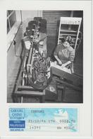 Carte Souvenir Mecaphil Cabourg 1996 - 1999-2009 Vignette Illustrate