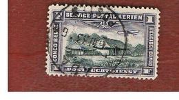 CONGO BELGA (BELGIAN CONGO) - SG 88  - 1921 DISTRICT STORES   - USED ° - Congo Belga
