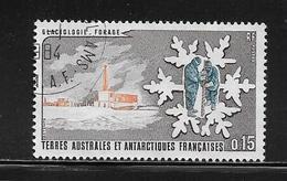 T.A.A.F.  ( TA8 - 49 )   1984  N° YVERT ET TELLIER  N° 102 - Tierras Australes Y Antárticas Francesas (TAAF)