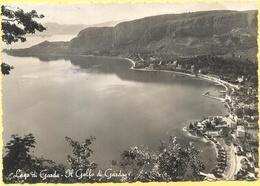 ITALIA - ITALY - ITALIE - 1953 - 10 Italia Al Lavoro - Lago Di Garda, Il Golfo Di Garda - Viaggiata Da Garda Per Bologna - Italia