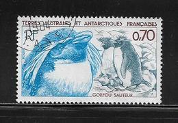T.A.A.F.  ( TA8 - 52 )   1984  N° YVERT ET TELLIER  N° 105 - Tierras Australes Y Antárticas Francesas (TAAF)