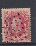 COB34 LP12 ANVERS - 1869-1883 Leopold II.
