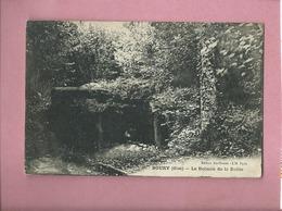 CPA - Boury  -( Oise) - Le Dolmen De La Bellée - Frankreich