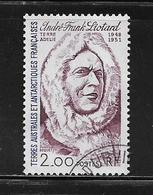 T.A.A.F.  ( TA8 - 66 )   1985  N° YVERT ET TELLIER  N° 111 - Tierras Australes Y Antárticas Francesas (TAAF)