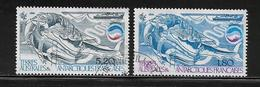 T.A.A.F.  ( TA8 - 71 )   1985  N° YVERT ET TELLIER  N° 113/114 - Tierras Australes Y Antárticas Francesas (TAAF)