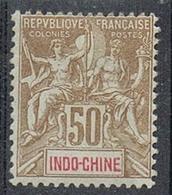 INDOCHINE N°21 N* - Indochine (1889-1945)