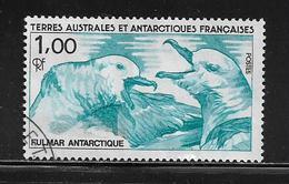 T.A.A.F.  ( TA8 - 73 )   1986  N° YVERT ET TELLIER  N° 115 - Tierras Australes Y Antárticas Francesas (TAAF)