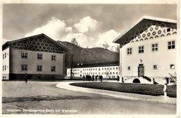 Kasernen Berchtesgaden - Strub Mit Watzmann 1942 Feldpost - Berchtesgaden