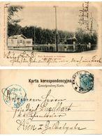 CPA AK KRAKOW KRAKAU Park Krakowski. Krakauer Park POLAND (371180) - Poland