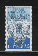 T.A.A.F.  ( TA8 - 78 )   1986  N° YVERT ET TELLIER  N° 120 - Tierras Australes Y Antárticas Francesas (TAAF)