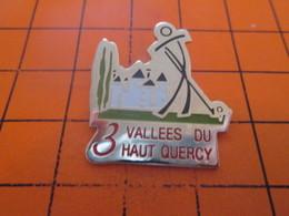 415a PIN'S PINS / Rare Et De Belle Qualité ! / Thème : SPORTS / GOLF DES 3 VALLEES DU HAUT QUERCY - Golf