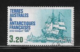 T.A.A.F.  ( TA8 - 80 )   1987  N° YVERT ET TELLIER  N° 129 - Tierras Australes Y Antárticas Francesas (TAAF)