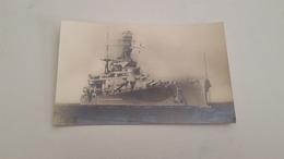"ANTIQUE NO POSTCARD WARSHIP THE BRITISH BATTLE CRUISER "" REPULSE "" UNUSED - Warships"
