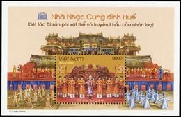 2008, Vietnam Nord Und Republik, Block 151, ** - Vietnam