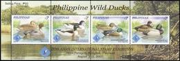 2007, Philippinen, Block 241, ** - Philippinen
