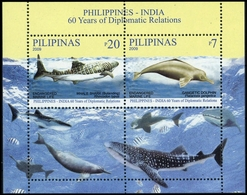 2009, Philippinen, Block 271, ** - Philippinen