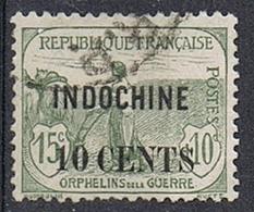 INDOCHINE N°90 - Oblitérés
