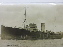 BRAMBLELEAF     1917     Royal Fleet Auxiliary - Comercio