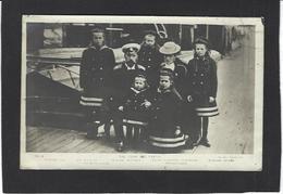 CPA Russie Tsar Tsarine Royauté Royalty Famille Royale Russia Russian Non Circulé - Rusland