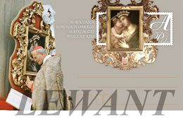 POLAND Postcard 2019.08.24. Cp 1870 50th Anniversary Of The Coronation Of Our Lady Of Myslenice - Pope John Paul II - Ganzsachen