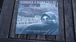 Hommage à Maria Callas - (voir Détails) - Belgique