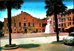 6477) Cartolina-DI PORTOGRUARO-PALAZZO COMUNALE-VIAGGIATA - Italia