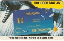 GERMANY P-Serie B-027 - 15 09.90 (1109) - Communication, Phonecard - Used - Deutschland