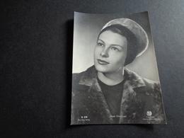 Artiste ( 345 )  Acteur De Cinema  Ciné  Film  Filmster  :  Ilse Werner - Acteurs