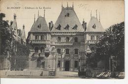 St Menet Chateau De La Buzine - Francia