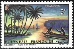 French Polynesia 1964 - Mi 38 - YT 30 ( Tuamotu Islands ) - Polynésie Française