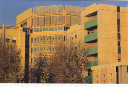 MARSEILLE : RARE CPM G.F17.3/11.2.DE 1987.HOPITAL CONCEPTION.N.CIRCULEE.T.B.ETAT.CONSTRUCTIONS PUBLIQUES EN PACA. - Timone, Baille, Pont De Vivaux