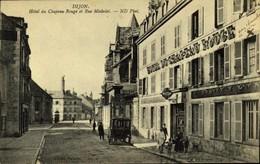 21 DIJON / Hôtel Du Châpeau Rouge Et Rue Michelet / A 526 - Dijon