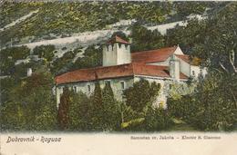 DUBROVNIK RAGUSA, HRVATSKA CROATIA, PC, Circulated - Croatia
