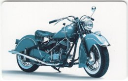 GERMANY P-Serie B-187 - 07 04.00 (4005) - Traffic, Motor Bike, Harley Davidson - Used - Deutschland