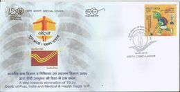 Medical & Health,Prevent TB .....by Adoptings DOTS, Tuberculosis. Health, Disese, Medicine, Special Cover - Medicine