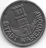 Notgeld Warendorf 25 Pfennig 1920 Fe 13759.6 - Andere
