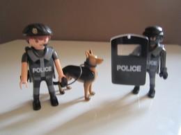 PLAYMOBIL COMMANDO DE POLICIERS - Playmobil