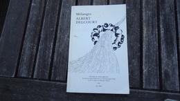 Ath : Mélanges - Albert Delcourt (Cercle Royal D'Histoire - VIII  (voir Détails) - Belgique