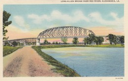 ALEXANDRIA , Louisiana , 30-40s ; Long-Allen Bridge - Bridges