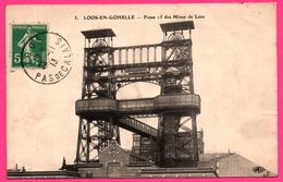 Loos En Gohelle - Fosse 15 Des Mines De Lens - Edit. E.L.D. - 1913 ( N 25774 ) - France