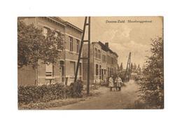 Deurne-Zuid   Manebruggestraat. - Belgique