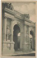 W4133 Parma - Monumento A Giuseppe Verdi - Testata Sinistra Lato Ovest - Scultore Ximenes / Non Viaggiata - Parma