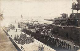 Carte-Photo - Marine De Guerre - Bateau, Bâtiment - Equipment