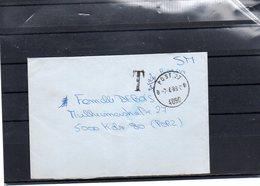 BELGIQUE - POST 27 - BPS 4090 - TAXE FRANCHISE - 1989  - UN3 - Marcophilie