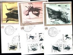 12845a)F.D.C.SERIE COMPLETA SAN MARINO    4-3-76 - FDC
