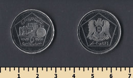 Syria 5 Pounds 2003 - Syrie
